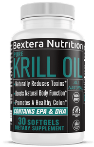 Bextera Nutrition - Krill Oil - Bextera Nutrition