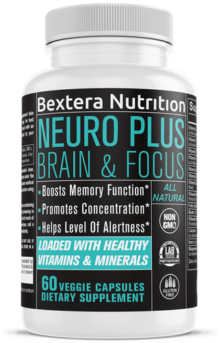 Bextera Nutrition - Neuro Plus Brain & Focus - Bextera Nutrition
