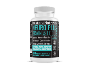 Bextera Nutrition Products Bextera Nutrition - Neuro Plus Brain & Focus