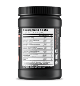 Bextera Nutrition Products Bextera Nutrition - Pre-Workout Watermelon Sorbet