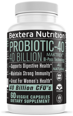 Bextera Nutrition Probiotic-40