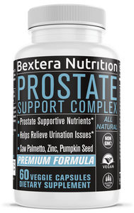 Bextera Nutrition - Prostate Support Complex - Bextera Nutrition