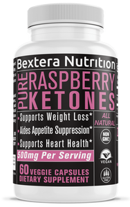 Bextera Nutrition Products Bextera Nutrition - Raspberry Ketones