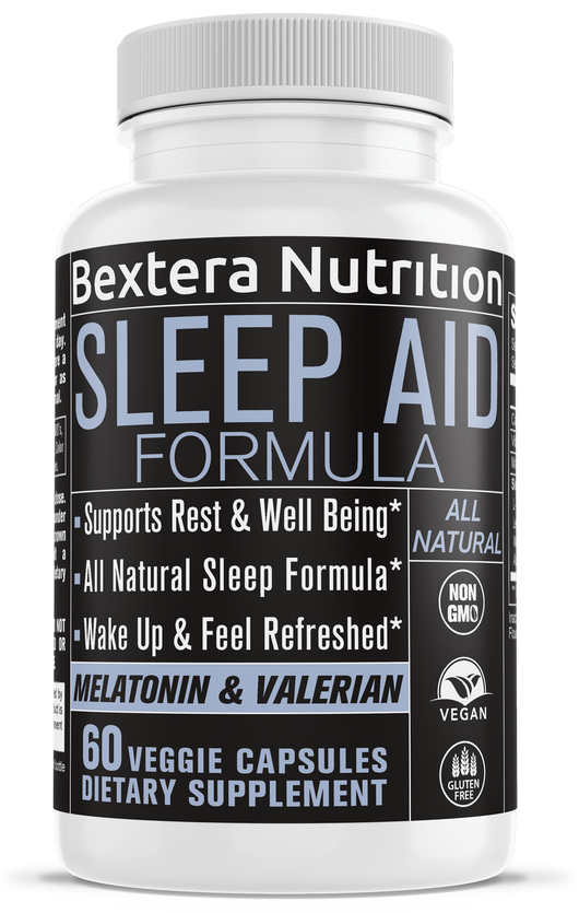 Bextera Nutrition Products Bextera Nutrition - Sleep Aid Formula