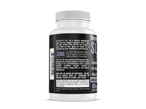 Bextera Nutrition - Sleep Aid Formula - Bextera Nutrition