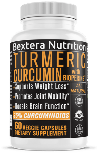 Bextera Nutrition Products Bextera Nutrition Turmeric With BioPerine- Advanced Strength
