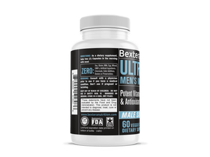 Bextera Nutrition - Ultra Vita Men's Multivitamin - Bextera Nutrition