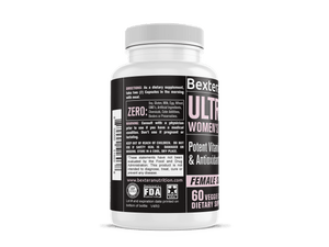 Bextera Nutrition - Ultra Vita Women's Multivitamin - Bextera Nutrition