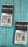 Bextera Nutrition Products CBD Chocolate -Artisan Mint 500mg CBD Chocolate Bar CBD Edibles , Best Sellers