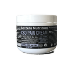 Bextera Nutrition Products CBD Pain Cream 4oz jarI CBD Muscle and Joint Cream I Bextera Nutrition CBD Lotions, Rubs, Sprays Fitness - Muscles & Joints