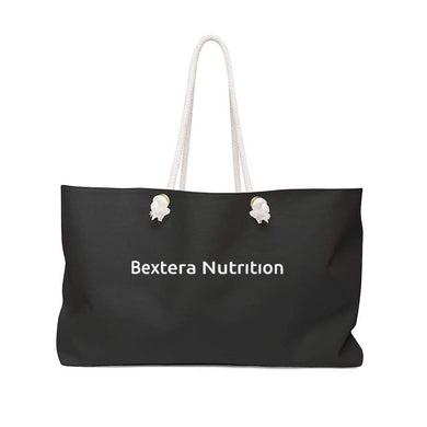 Bextera Nutrition Weekender Bag - Bextera Nutrition