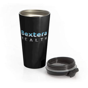 Bextera Health Stainless Steel Travel Mug - Bextera Nutrition