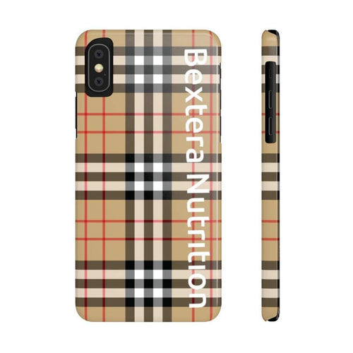 Printify Case Mate Slim Phone Cases Phone Case iPhone XS