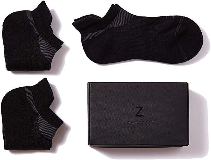 Zeropes Ultra Comfort Running Socks (3 pairs)