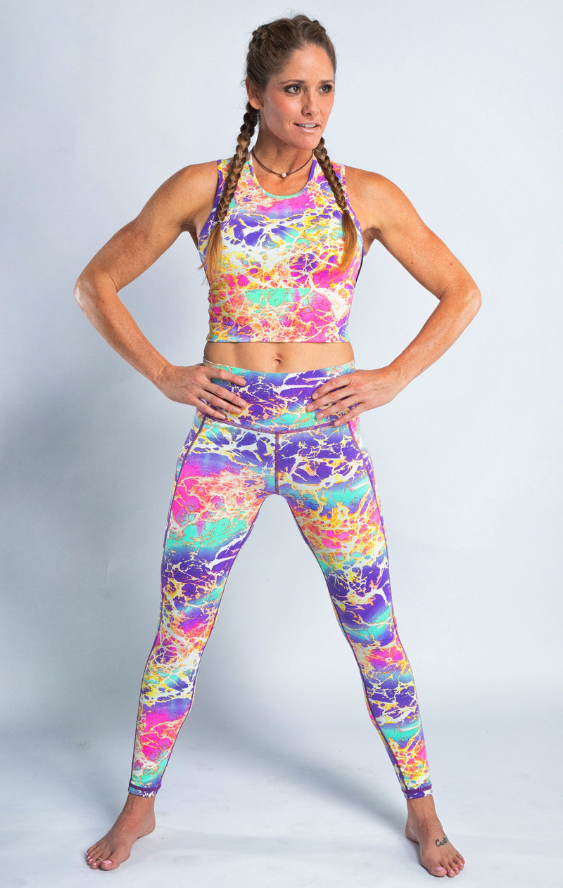Icebreak High-Waisted Leggings