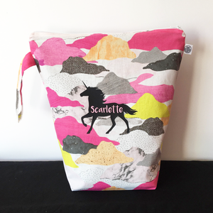DREAM CLOUDS | Personalised Wet Bag