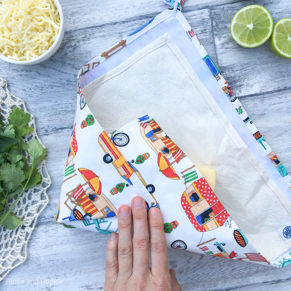 Cheese Wrap System | SUMMER