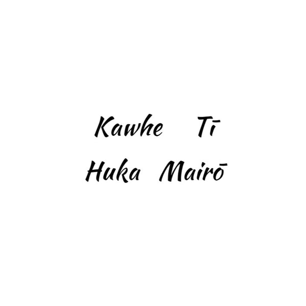 HOT DRINKS | Te Reo Māori Decal set