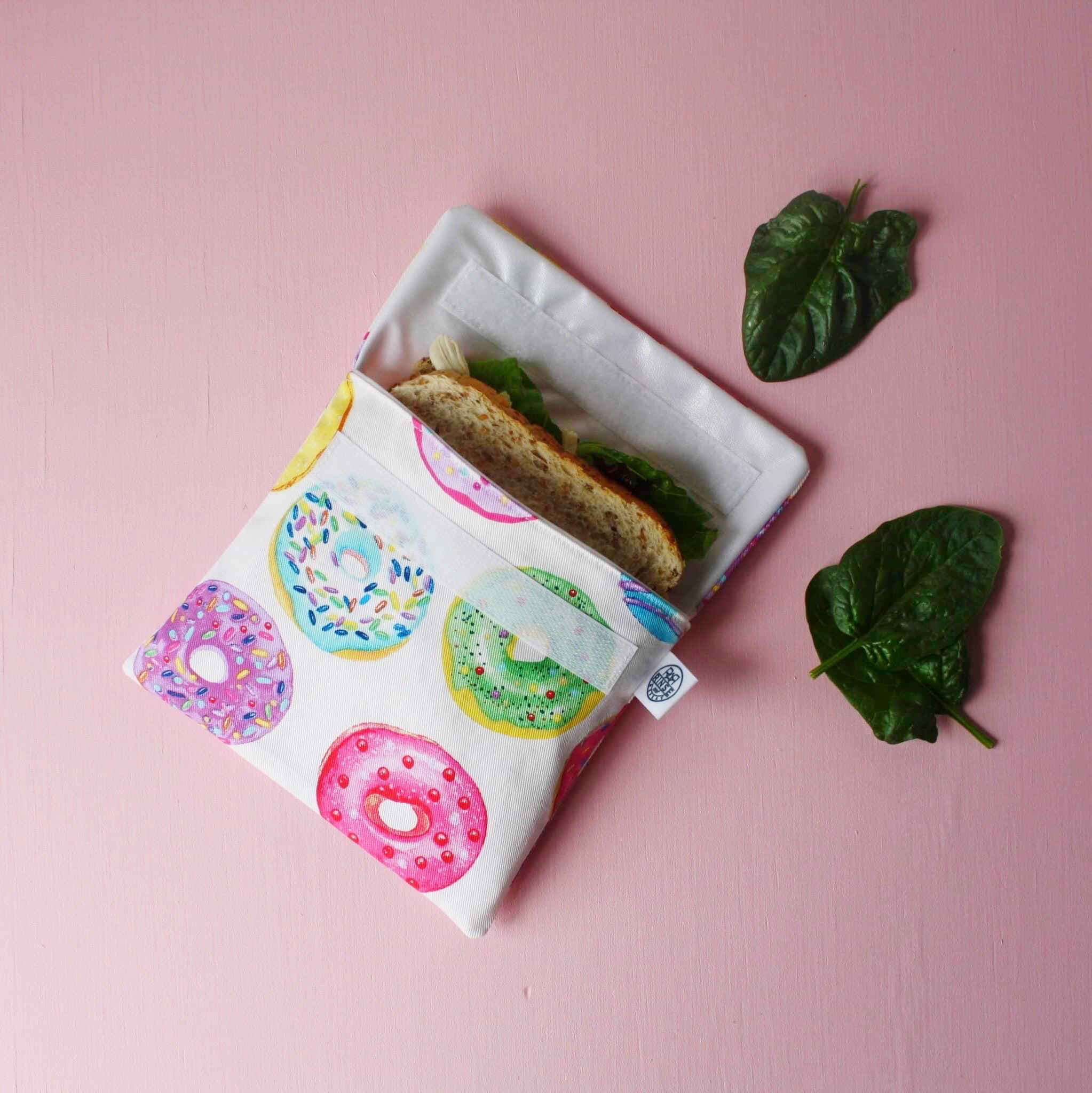 DONUTS | Sandwich Bag