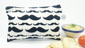 MOUSTACHES | Snack Bag