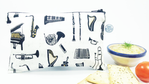 MUSICAL INSTRUMENTS | Snack Bag