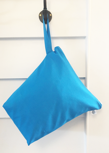 SKY BLUE | Personalised Wet Bag