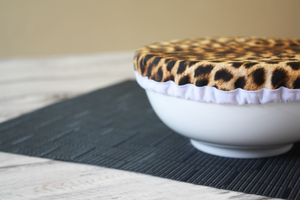 LEOPARD | Bowl Covers
