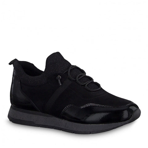 Tamaris 26303 - trainer black - Kirbys Footwear