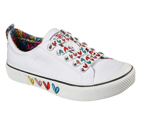 Skechers Bobs Wilder white