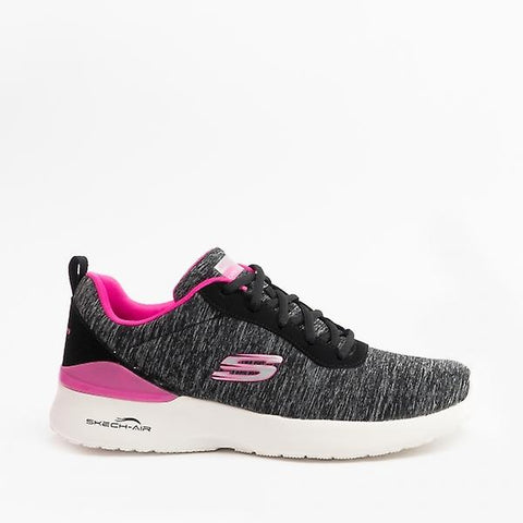 Skechers Dynamight paradise blk/pink