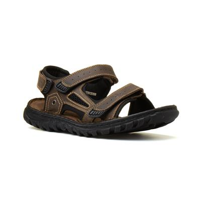 Lotus Douglas sandal brown