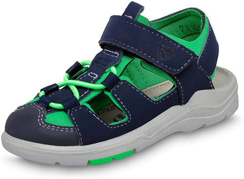 Copy of Ricosta Gery sandal - navy green - machine washable