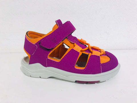 Ricosta Gery fucsia orange - Kirbys Footwear
