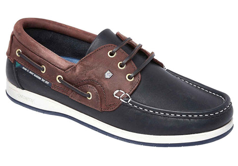 Dubarry Commodore navy brown - Kirbys Footwear