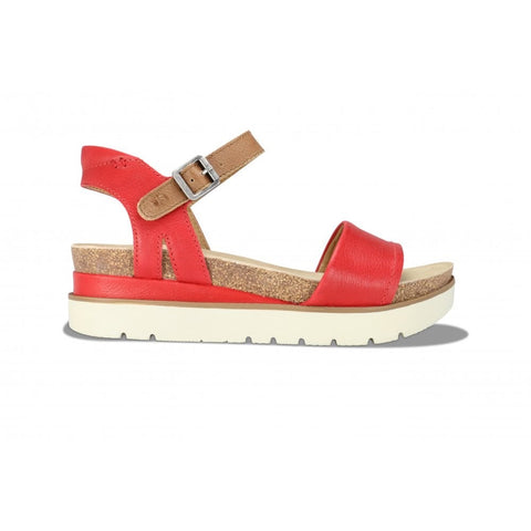 Josef Seibel Clea red - Kirbys Footwear