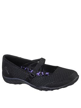 Skechers Breathe easy - black