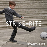 Start-Rite Strike black leather - Kirbys Footwear
