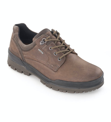 Ecco track 6 - 522004 - brown - Goretex waterproof