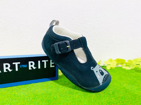 Start-Rite cuddle pre walker navy