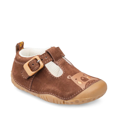 Start-Rite Cuddle brown Pre walker