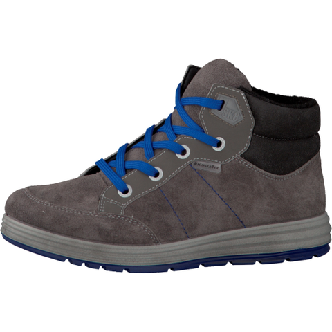 Ricosta Bajo lace grey waterproof