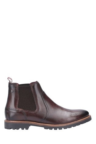 Base London Wilkes washed brown