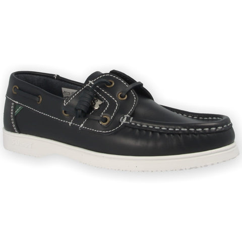 Susst Gaby junior navy leather - Kirbys Footwear