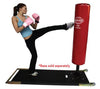 FLOOR MOUNTED KICK BAG