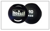MORGAN DOUBLE HANDLED MEDICINE BALL SET OF 2 (5KG + 10KG)