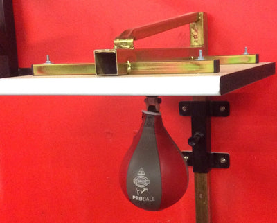 ADJUSTABLE HEIGHT WALL FRAME WITH 25 CM REBOUND BOARD