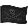 Maxpedition Morale Patch Jolly Roger 2.25 x 1.5 in