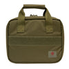 Tacprogear Tactical Pistol Case w/Pistol Wheel - OD Green
