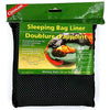 Coghlans Mummy Polyester-Cotton Sleeping Bag Liner