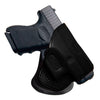 Tagua Spring XD Com Rotating Open Top Paddle Holster Black